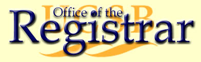 Office of the Registrar Logo